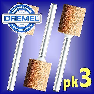 Dremel 932 Aluminium Oxide Grinding Stone 9.5mm hobby multi tool rotary wheel