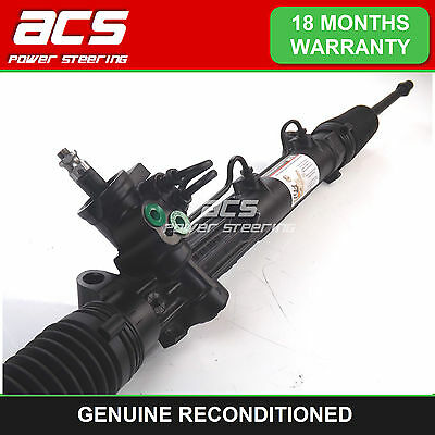 FORD MONDEO MK3 POWER STEERING RACK 1.8, 2.0, 2.5 2000 TO 2007 - REMANUFACTURED