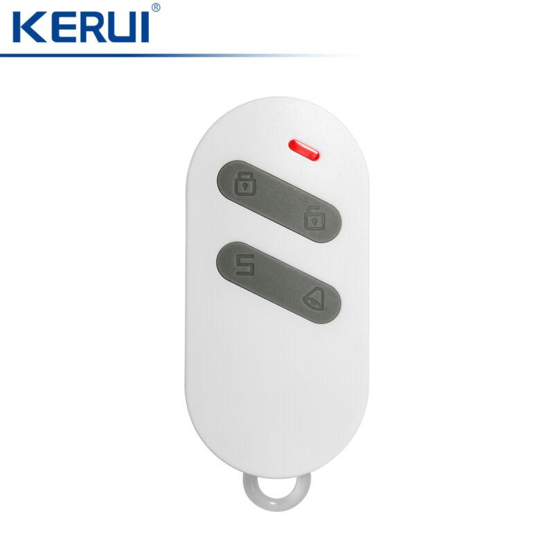 433MHz KERUI RC532 Wireless Remote Controller For Burglar Securtity Alarm System