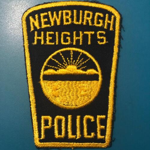 Newburgh Heights Ohio Police Patch