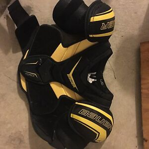 Bauer Chest Protector, Junior Large