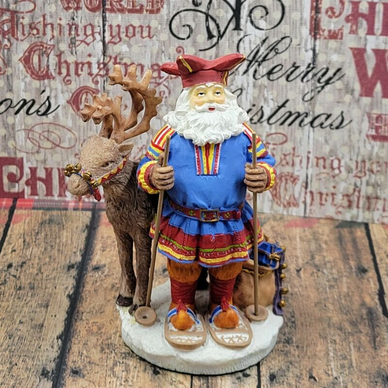 The International Santa Claus Collection ~ Jouhupukki ~ Lapland ~ 2000 ~ No Box