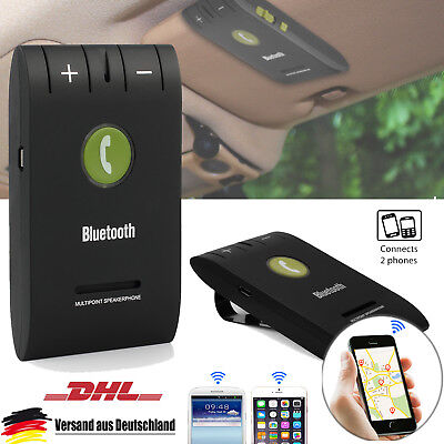 Auto Bluetooth Lautsprecher Freisprechanlage freisprecheinrichtung Sonnenblende