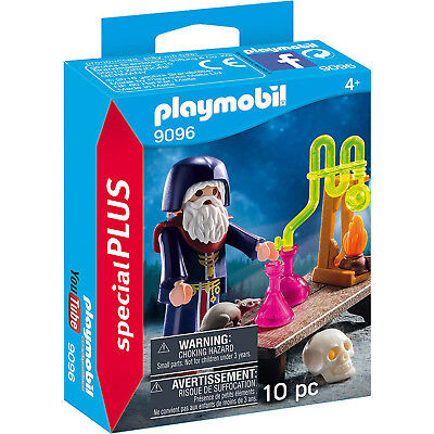 Playmobil Alchemist With Potions Building Set 9096 NEW Toys Building Education