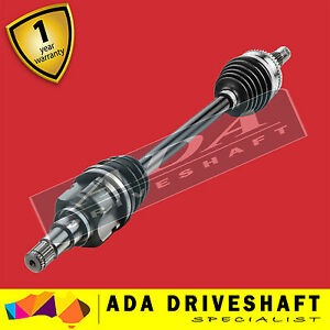 TOP-QUALITY-NEW-CV-JOINT-SHAFT-Ford-Laser-KF-KH-SINGLE-CAM