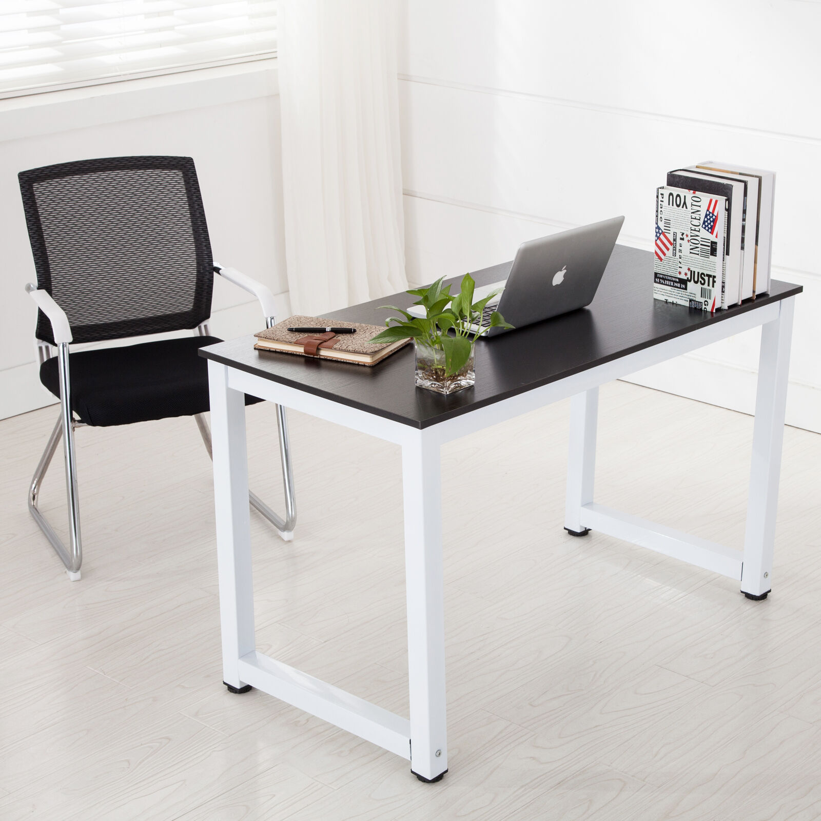 Computer Desk Pc Laptop Table Workstation Home Study Office Furniture Ebay