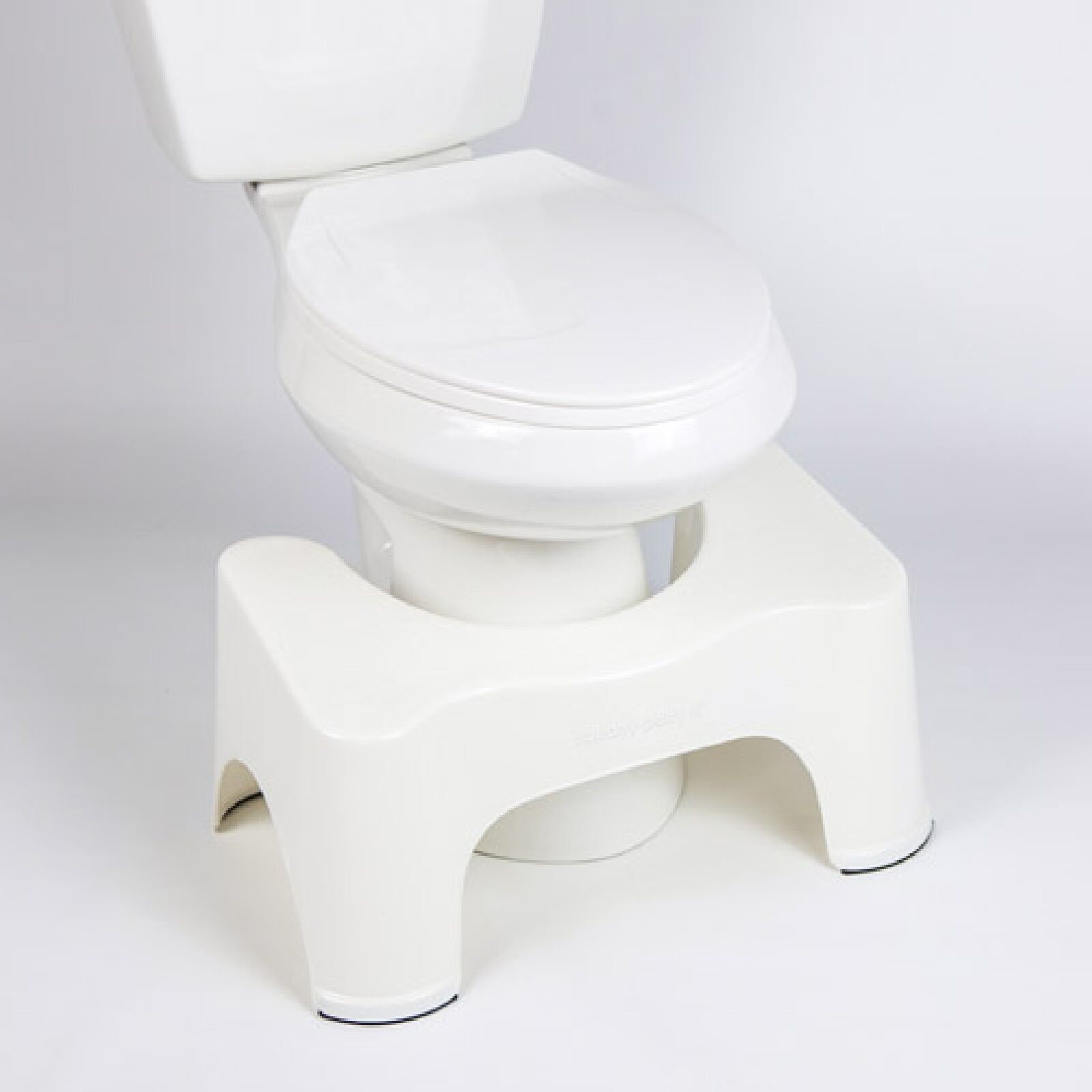Toilet Squatty Step Stool Bathroom Potty Squat Aid For