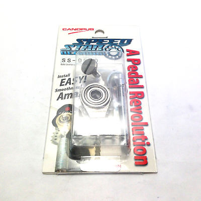 Canopus Speed Star Bearing for Yamaha FP-9500 Pedals - Video Demo for sale  Shipping to India