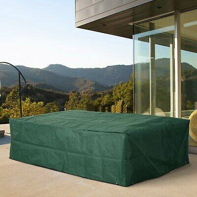 Outsunny Waterproof Patio Furniture Cover Outdoor Table Chairs Bench Sofa Cover
