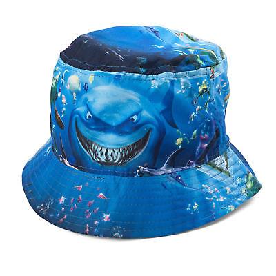 Finding Nemo Under The Ocean Reversible Youth Bucket - Nemo Hat