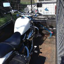 MOTORBIKE TRAILERS FOR HIRE Roselands Canterbury Area Preview