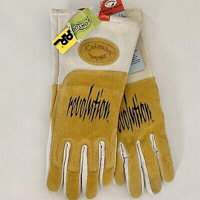 Caiman Revolution Welding Gloves 710927186847