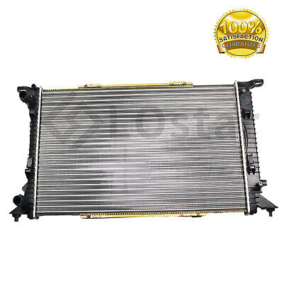 New Radiator Fits Audi allroad A4 A5 A6 Quattro Q3 Q5 09-17 Manual Transmission