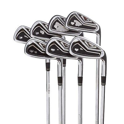 Taylormade Iron Set R9 TP / Steel / 4-PW / KBS Tour Stiff Shaft