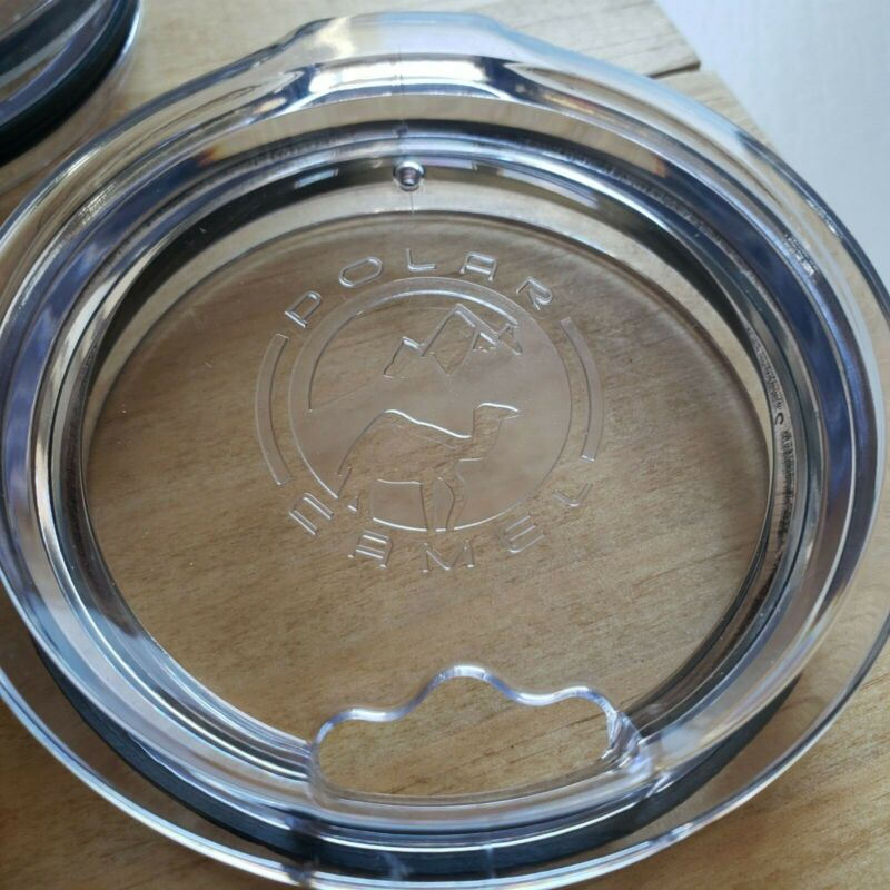 Replacement Lid for 20oz  Vacuum Tumblers, One Lid, New Condition, Polar Camel
