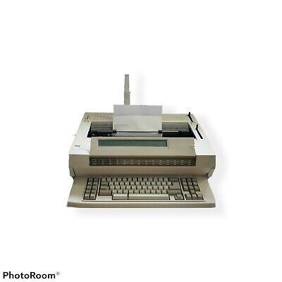 Ibm Typewriter Wheelwriter 3500 With 60k Storage Lcd Display 16.5 Carriage