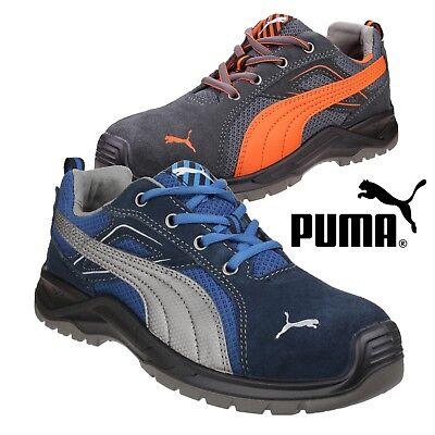Puma OMNI FLASH SKY Lo safety trainer shoes |40-47||6.5-12|