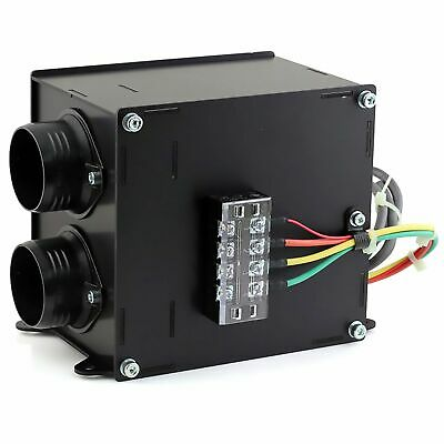 Demon Tweeks 12V 600w Ducted Electric Car Interior Cab Heater - Race / Rally