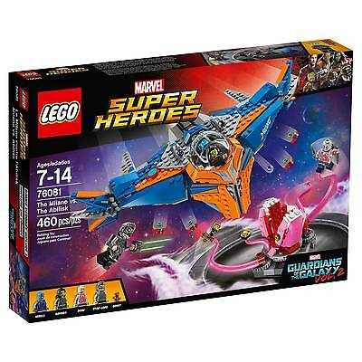 LEGO® Super Heroes Marvel Guardians of the Galaxy The Milano vs. The Abi...