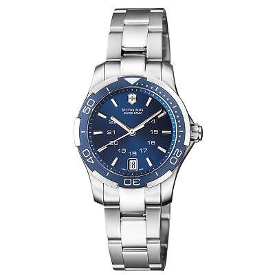 Victorinox Alliance Quartz Movement Blue Dial Ladies Watch 241307