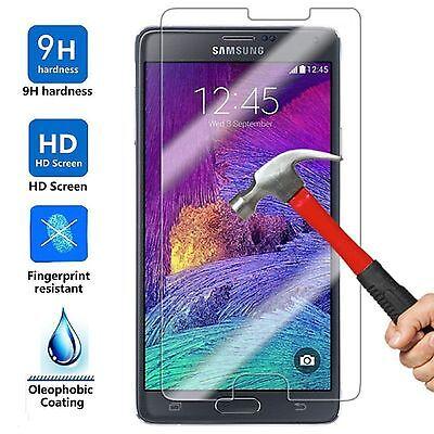Premium Gorilla Tempered Glass Film Screen Protector for Samsung Galaxy Note 5