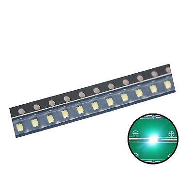 100pcs 12063216 Smd Led Diode Lights White Super Bright Lighting Bulb