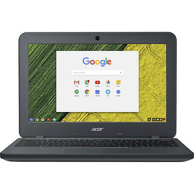 "Acer Chromebook N7 11.6"" Intel Celeron N3060 1.60GHz 4GB Ram 32GB Flash Chr OS"