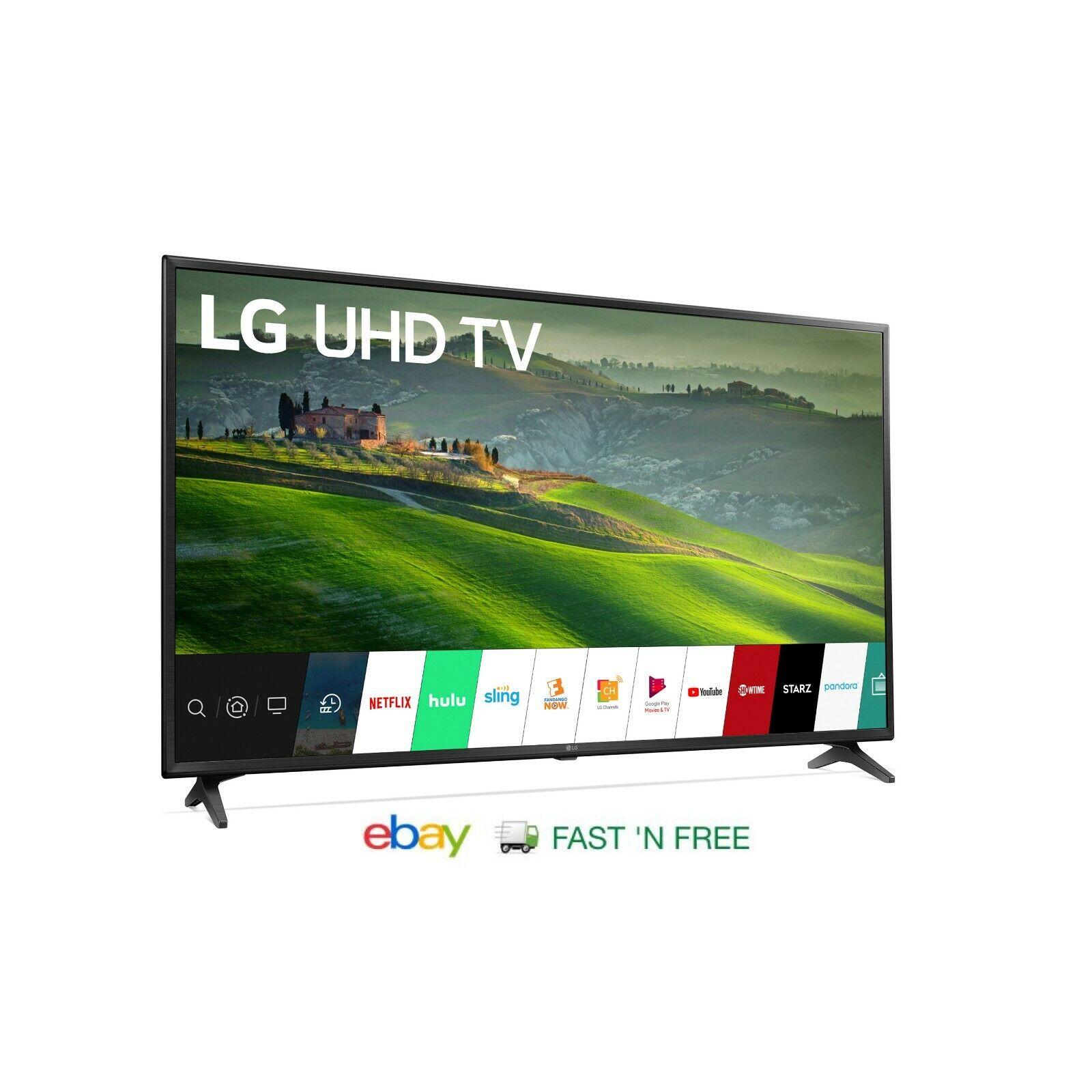 LG 43 Inch 4K (2160p) Class 6 Series LED Smart UHD TV HDR - 43UM6910PUA