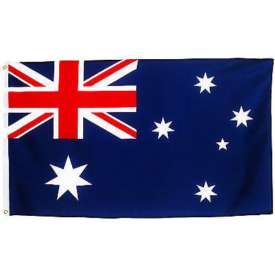 Fahne Australien Querformat 90 x 150 cm australische Hiss Flagge Nationalflagge