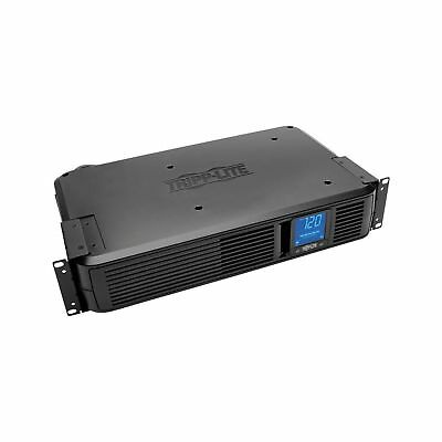 Tripp Lite 1500VA Smart UPS Battery Back Up, 900W Rack-Mount
