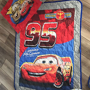 McQueen Cars toddler bedding (2 sets available)