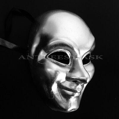 Venetian Antique Full Face Elegant Theater Dramatic Party Halloween - Antique Halloween Masks