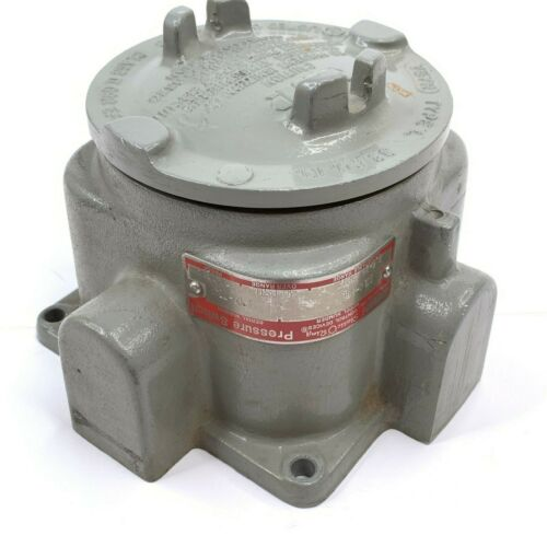 SOR 23LC-G51 (EMPTY) Pressure Switch Containment Junction Box