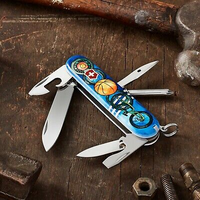 Victorinox Swiss Army Knife - Tinker - Wounded Warrior - Adaptive Sports Design ()