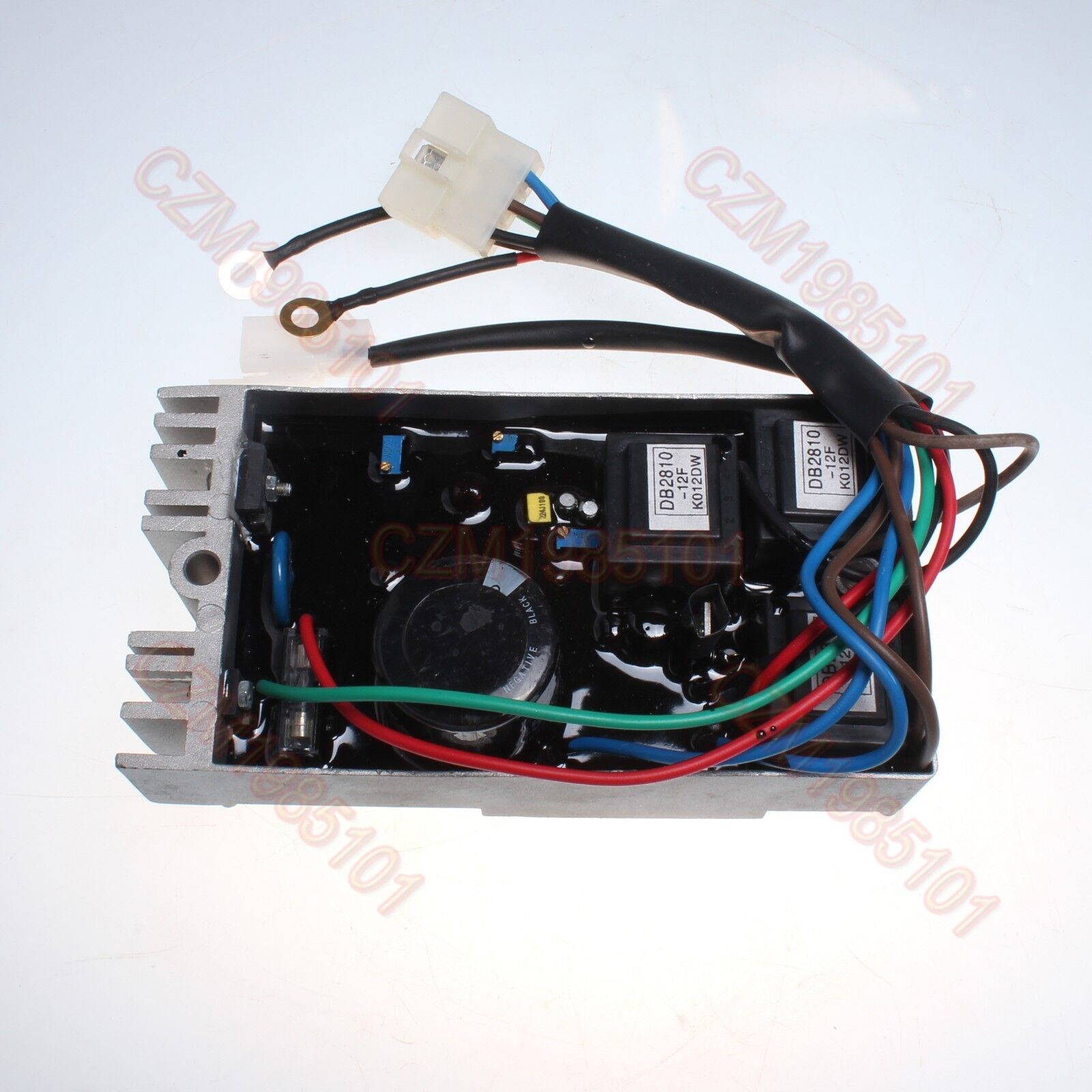 Voltage Regulator KI DAVR 150S3 For KIPOR KAMA 12 15 KW Three