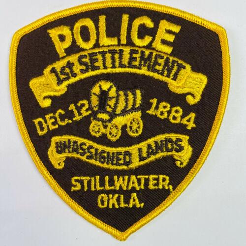 Stillwater Police Payne County Oklahoma OK Patch