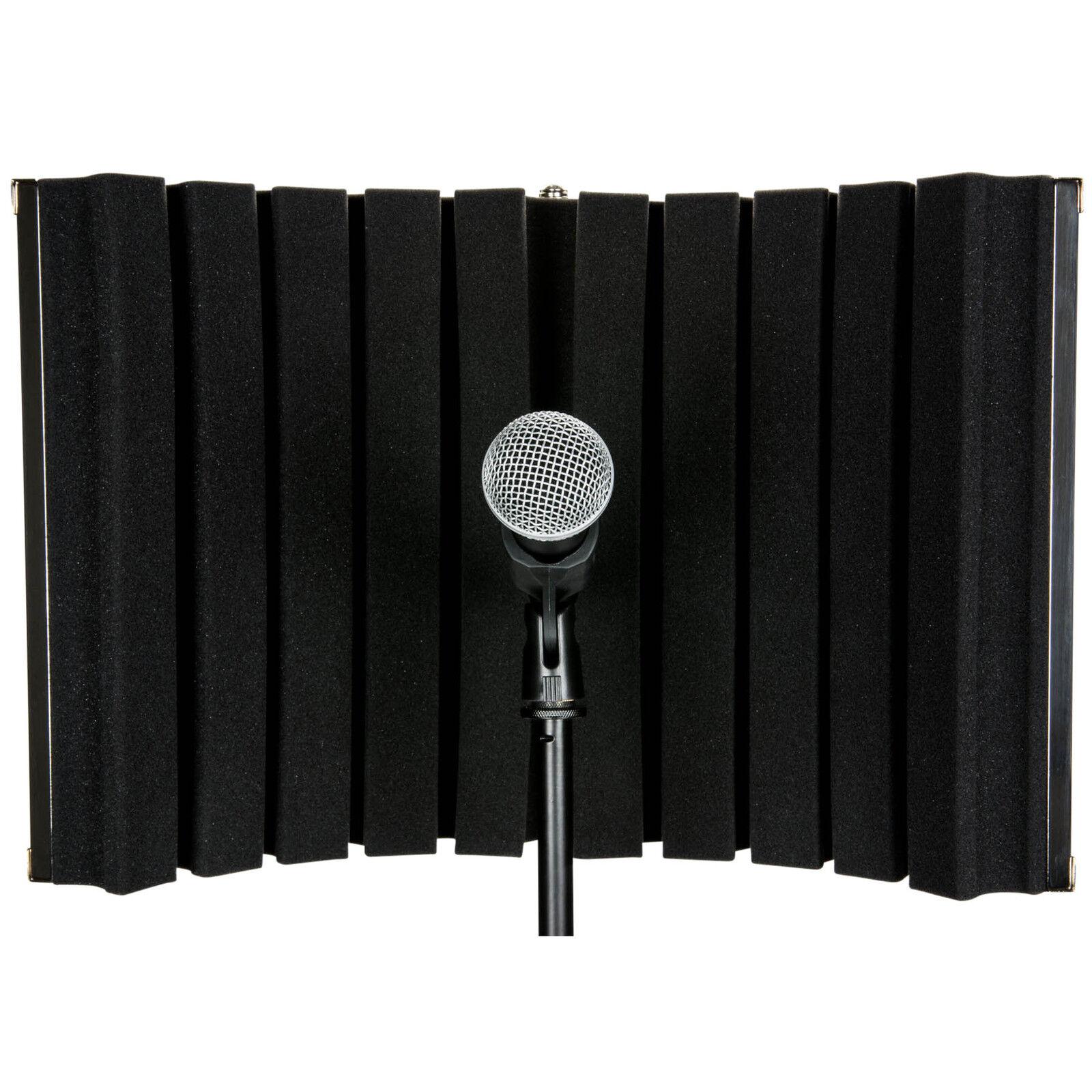 talent vb1 folding portable vocal booth ebay. Black Bedroom Furniture Sets. Home Design Ideas