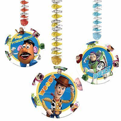 Disney Toy Story Wandbehang Geburtstag Partydekorationen Woody Buzz ()