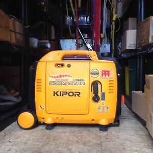 Brand New 2600 Watt Kipor Generator-Never Used