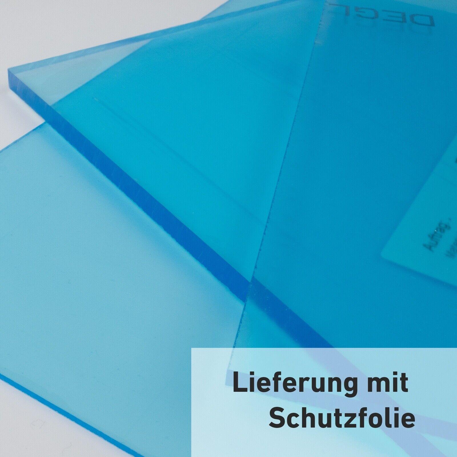 UV-Stabil F/ür Innen und Au/ßen DOLLE Acrylglas XT Kanten unbearbeitet Glasklare Platte in 750 x 250 mm PMMA | Zuschnitte |St/ärke 5 mm