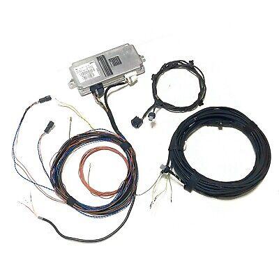 Genuine BMW X3 X4 X5 X6 (F15 F25) - 5DL 360-Surround View Camera Retrofit Kit