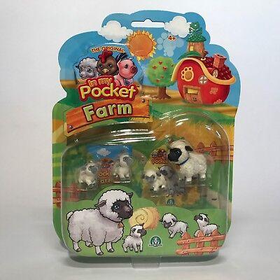 The Original in my Pocket Farm - Schäfchenfamilie