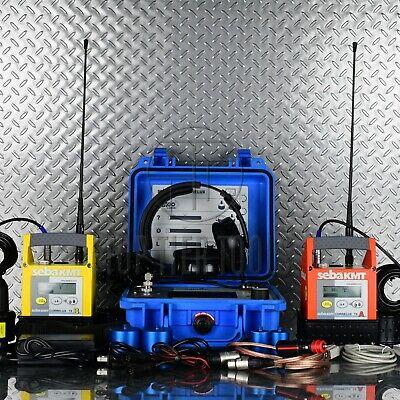 Sebakmt Hl-6000 Digital Correlator Water Pipe Leak Locator Detector Mains