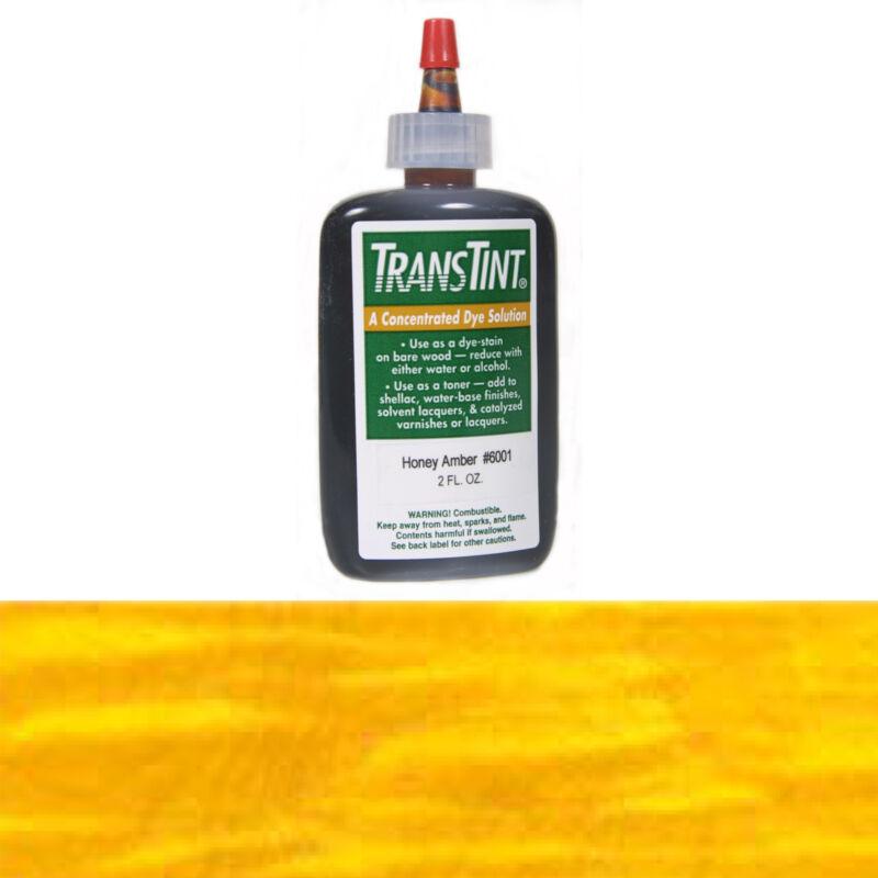TransTint Dyes Amber