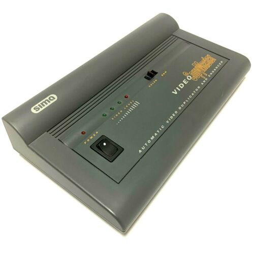 SIMA CopyMaster Automatic Video Duplicator and Enhancer