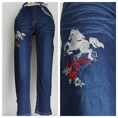 Silber Kinder-jeans ( Jeans,Jeanshose,Freizeithose,Mädchen,Kinder:.86,92,98,104,,