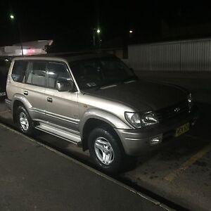 2000 Toyota LandCruiser Wagon Wallaroo Copper Coast Preview