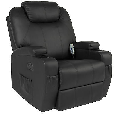 Massage Recliner Sofa Chair Heated W/control Ergonomic Ex..  sc 1 st  Nextag & Arm chair remote holder | Compare Prices at Nextag