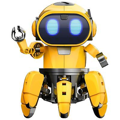 Tobbie The Robot Educational Robot Toy Smart Obstacle STEM AI