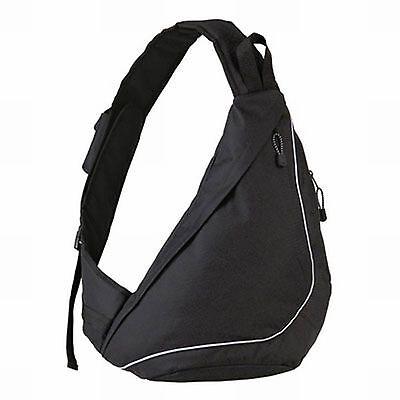 Crossover Body Bag*Bodybag*Rucksack*Crossoverbag*Tasche*schwarz*NEU*Messenger